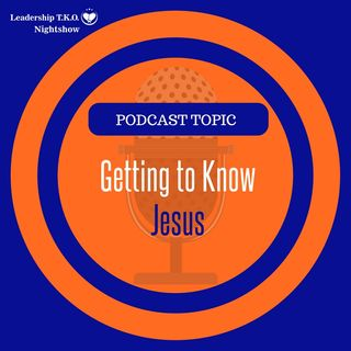 Getting to Know Jesus | Lakeisha McKnight | Spiritman Building Sunday