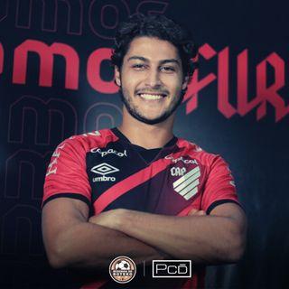 #084 - Athletico contrata Marcinho e causa polêmica, Coritiba vence mais uma no Paranaense