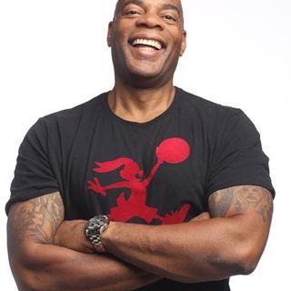 Alonzo Bodden - Comedian / NPR Personality