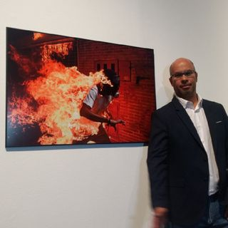 Conversamos con Ronaldo Schemidt, Ganador del World Press Photo 2018