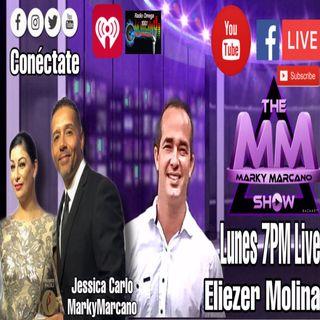 ELIEZER MOLINA CANDIDATO A LA GOBERNACION DE PUERTO RICO EN TheMMShow