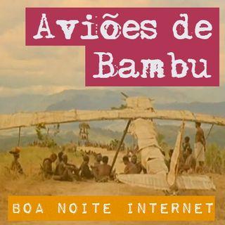 Aviões de Bambu