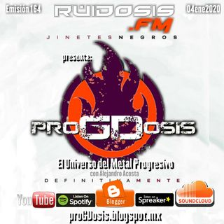 proGDosis 164 - 04ene2020 - Jinetes Negros