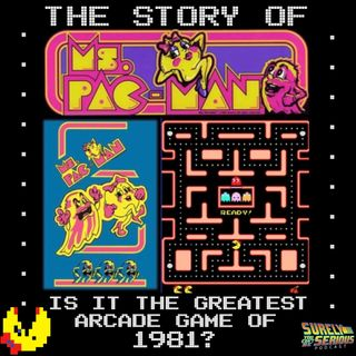 Video Games of 1981 - Level 4: Ms Pac Man