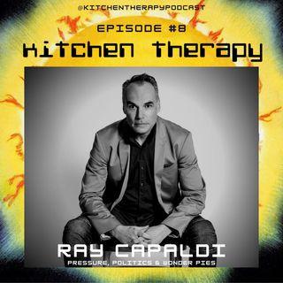 Kitchen Therapy- The Raymond Capaldi Files