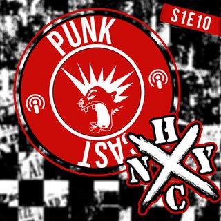punkcastS1E10 - New York state of mind
