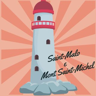 Episodio 1| Saint-Malo e Mont Saint-Michel