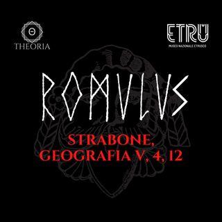 Strabone, Geografia V, 4, 12