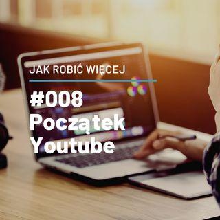 Jak robić więcej na początku Youtuba opowie Patryk Gostek - JRW #008