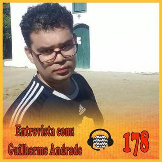 Papo de Calçada #178 Entrevista com Guilherme Andrade