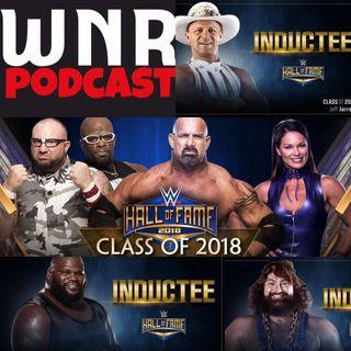 WNR WWEHOF 2018