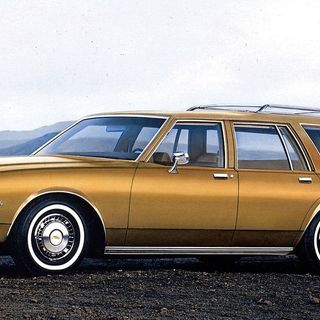 Episode 340- 1980 Copper Impala Malibu Station Wagon