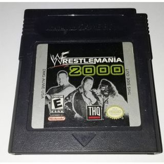 Re-Booking Wrestlemania 2000