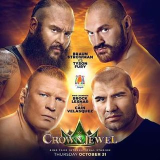 The Wrestling World, The Podcast: Resultados de Crown Jewel