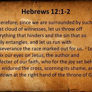 How To Run The Christian Race Without Hindrances Or Weights