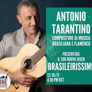 Antonio Tarantino, compositore di musica brasiliana e flamenco