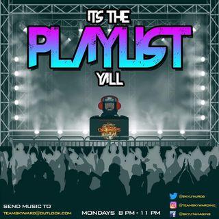 Episode 43 - The Playlist Radio Show
