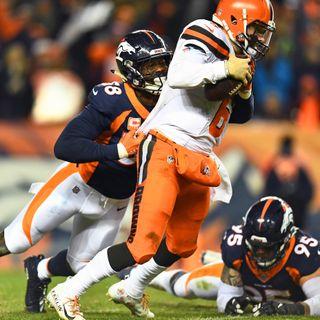 BTB #118: Scout's Eye Preview | Broncos vs. Browns | Week 9
