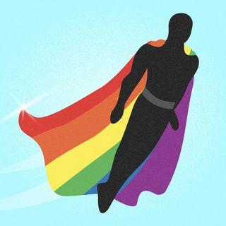 Ep 135 - Queer Heroes & Representation