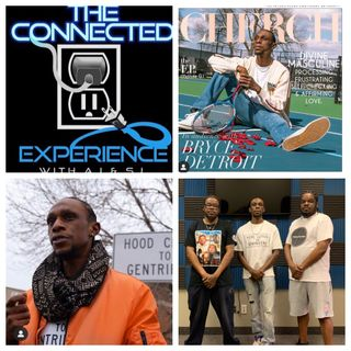 The Connected Experience- Welcome To Cherch F/ Bryce Detroit