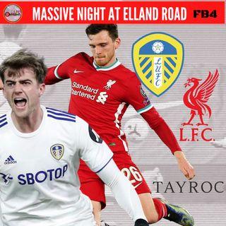 Huge Game At Elland Road | Leeds v Liverpool | European Super League