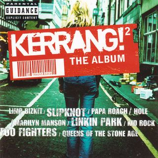Free With This Months Issue 25 - Lydia & Helen select Kerrang 2 The Album CD2