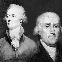 2) Genesis of Partisan Politics in U.S.