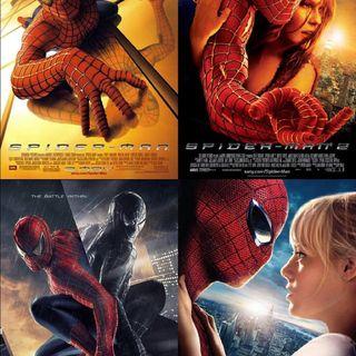 Spider-Man 1 2 3!!!