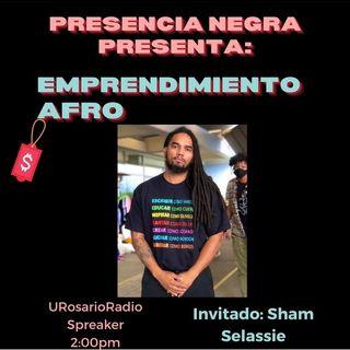 Emprendimiento Afro