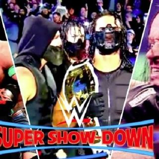 WWE SSD Recap moving to Crown Jewel