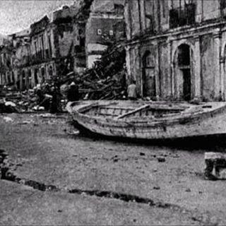 Tre Colori Il terremoto di Messina