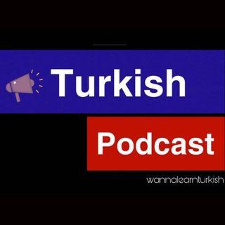 Do you like traveling? (Turkish)