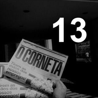 Rádio Corneta 13 - outubro 2019