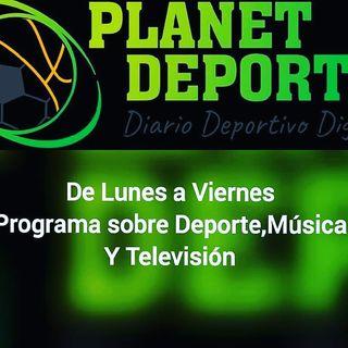📺 Repasamos La Liga Santander, Liga Smartbank ⚽. Además #musicaenespañolplanetdeporte 🔈