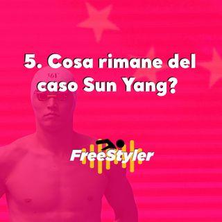 Freestyler #5  - Cosa rimane del caso Sun Yang?