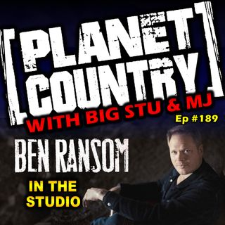 #189 - Ben Ransom Live in the studio