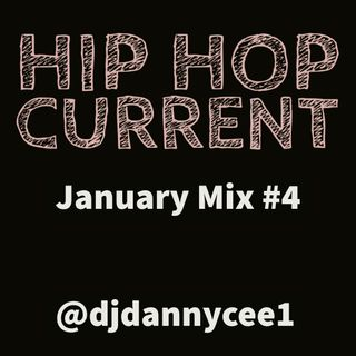 January 2019 Hip Hop & RNB MIX #4 @djdannycee1