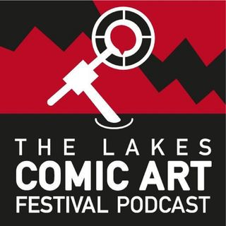 Episode 28- Oldham Comic Con and Mantic Games Hellboy