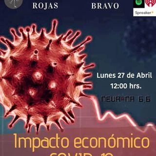 COVID-19, Impacto Económico