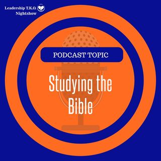 Studying the Bible | Lakeisha McKnight | Spiritman Building Sunday