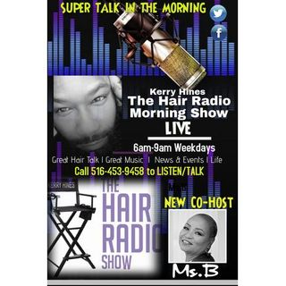 The Hair Radio Morning Show #501  Thursday, October 15th, 2020
