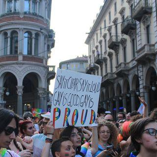 Tutto Qui - lunedì 18 giugno - Come è andato il Gay Pride a Torino