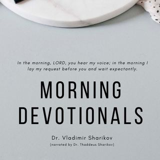 Morning Devotionals