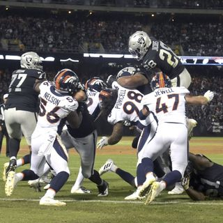 DVDD #004: What Broncos must fix from Week 1's loss to Raiders