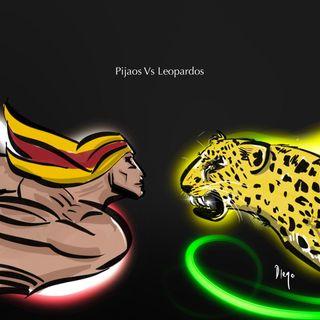 Corazón Leopardo - 24º episodio - Visita Para Cazar Puntos.