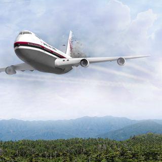 El vuelo 123 de Japan Airlines