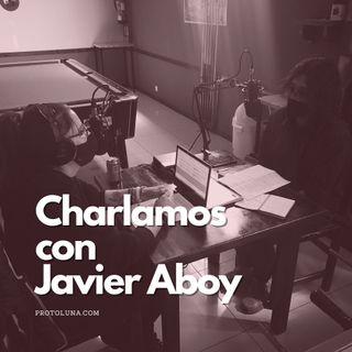 Charla con Javier Aboy Losada || Los escritos quebrados del Úrkalo