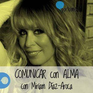 """Episodio 4 - Entrevista a Miriam Díaz-Aroca: """"Las claves para salir en los medios son el entusiasmo y la insistencia"""""""