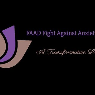 First YTube Video: Intro To FAAD Fight Against Anxiety and Depression Inc