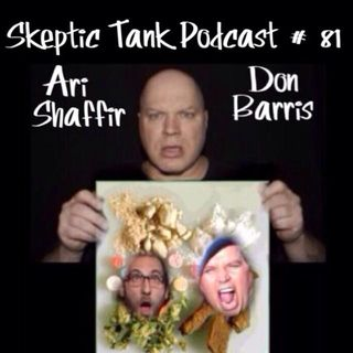 #81: Sam Kinison (Don Barris, Mary Jane, Airy Shiyfer)